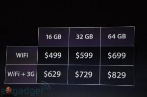 iPad-prices