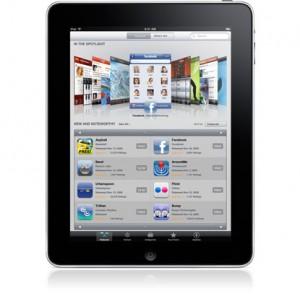 iPad-Appstore