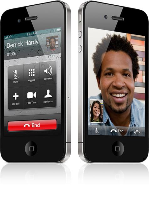 iPhone4-facetime