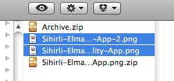 Sihirli-Elma-Archive-Utility-App-3-2010-12-28-19-45.png