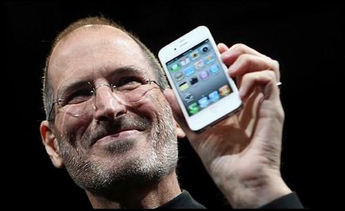Sihirli elma MacBook Pro Steve Jobs