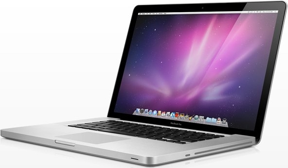 Sihirli elma MacBook Pro