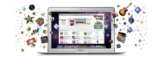 Sihirli Elma Mac App Store banner