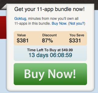Sihirli elma MacUpdate Promo Spring Bundle 11 Mac apps 3