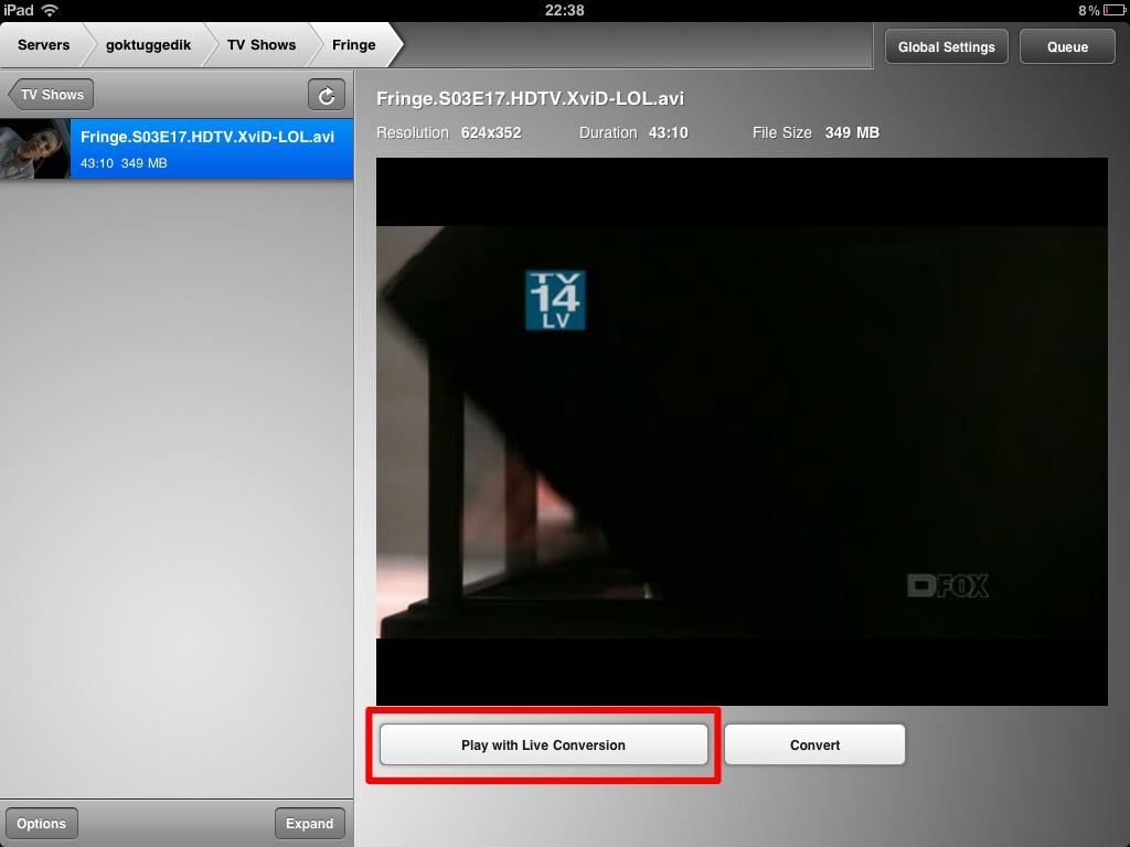 Sihirli elma apple airplay air video ipad app 3a