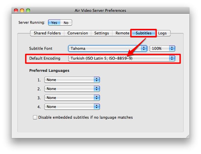 Sihirli elma apple airplay air video server beta 3