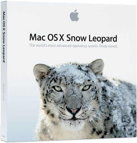 Sihirli elma apple mac os x 10 6 snow leopard