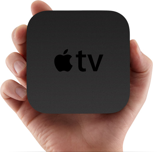 Sihirli elma apple tv Apple TV hands on