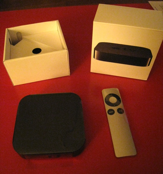 Sihirli elma apple tv box