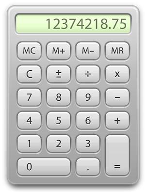 Sihirli elma hesap makinesi calculator app