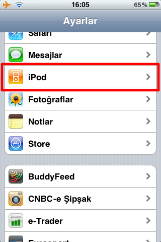 Sihirli elma itunes home sharing iPhone 1a