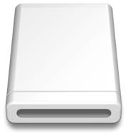 Sihirli elma disk format flash