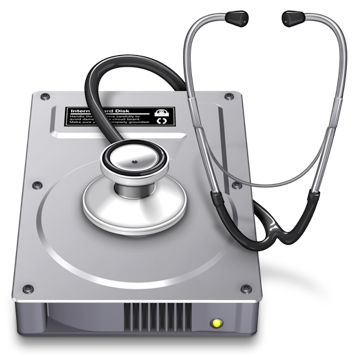 Sihirli elma disk utility