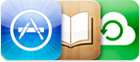 Apps books backup