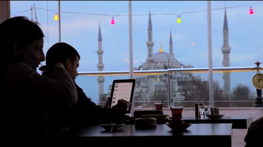 Sihirli elma iPad one year Turkey