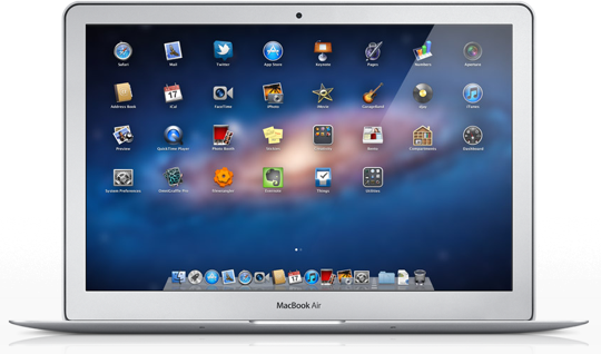 Sihirli elma macbook air lion Apple  OS X Lion  Learn about the top new features 2