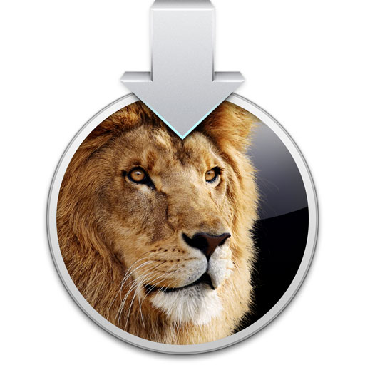 Mac OS X Lion 10 7 Installer Icon