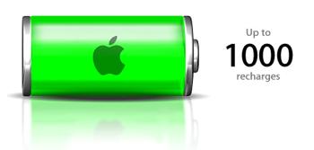 Sihirli Elma Pil Battery 1