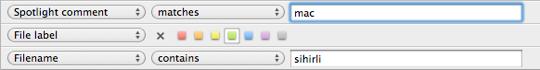 Sihirli elma akilli klasor smart folder 14