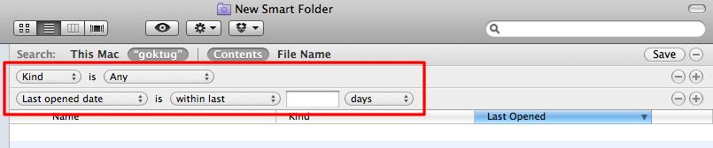 Sihirli elma akilli klasor smart folder 8