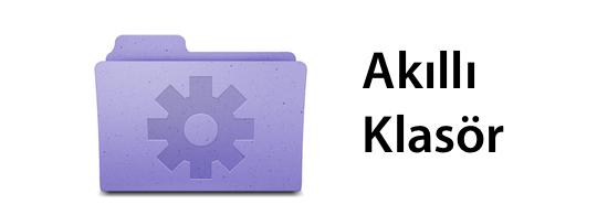 Sihirli elma akilli klasor smart folder banner
