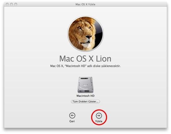 Sihirli elma lion kurulum 4a