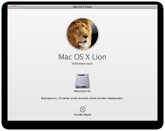 Sihirli elma lion kurulum 8