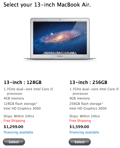 Sihirli elma yeni macbook air 13 inc