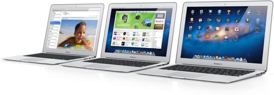 Sihirli elma yeni macbook air 3