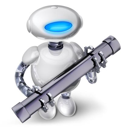 Sihirli elma automator icon