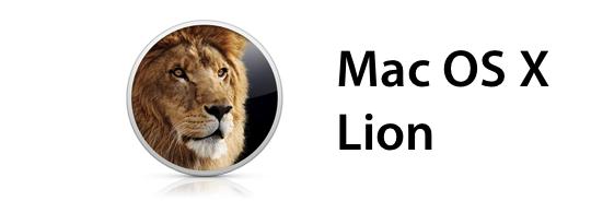 Sihirli elma mac os x lion banner