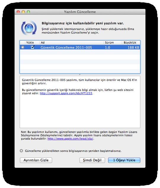 Sihirli elma guvenlik guncellemesi 2011 005 2