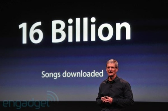 Sihirli elma iphone 4s 7 16 milyar sarki