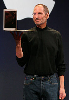 Sihirli elma steve jobs air