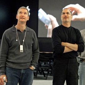 Sihirli elma steve jobs tim cook apple 2011