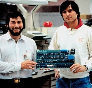Sihirli elma steve jobs wozniak