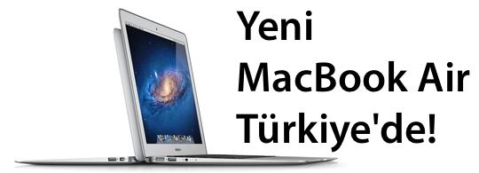 Sihirli elma yeni macbook air banner