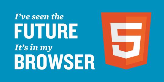 Sihirli elma HTML 5 sticker
