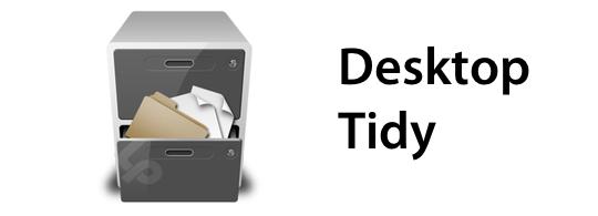 Sihirli elma desktop tidy banner