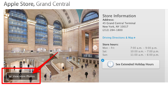Apple store grand central station 2a