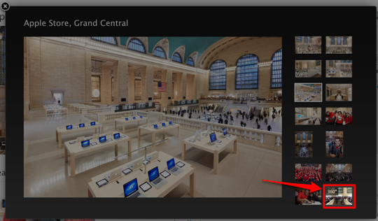Apple store grand central station 4