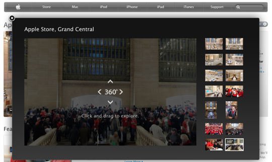Apple store grand central station 5