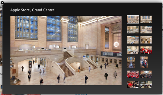 Apple store grand central station 7