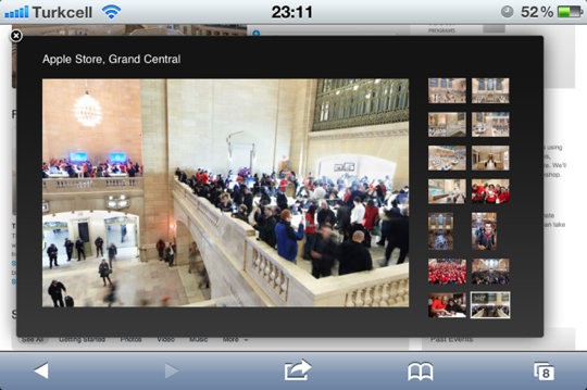 Apple store grand central station 8