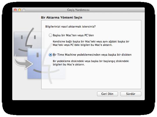 Sihirli elma lion time machine geri yuklemek 4