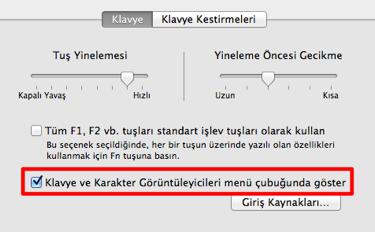 Sihirli elma ozel karakter klavye goruntuleyici 6