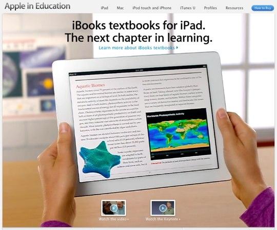 Sihirli elma apple egitim etkinlik ibooks 2 ibooks author itunes u 1