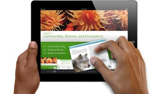 Sihirli elma apple egitim etkinlik ibooks 2 ibooks author itunes u 10