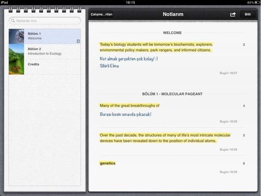 Sihirli elma apple egitim etkinlik ibooks 2 ibooks author itunes u 15