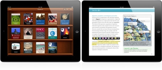 Sihirli elma apple egitim etkinlik ibooks 2 ibooks author itunes u 25